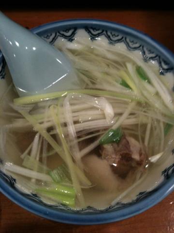 仙台テールスープ
