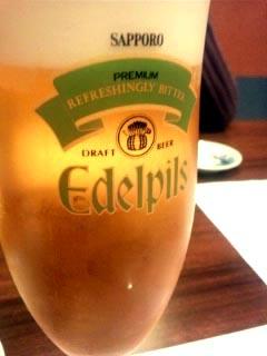 0308ビール
