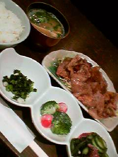 0514定食