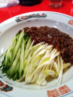 0701ジャージャー麺2