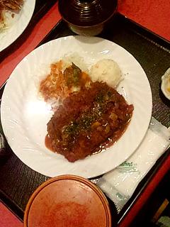 0627ビフカツ定食