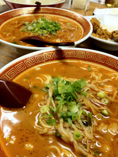 0112辛味噌麺