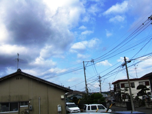 今日の空模様0515
