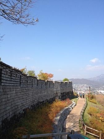 seoulナクサン公園
