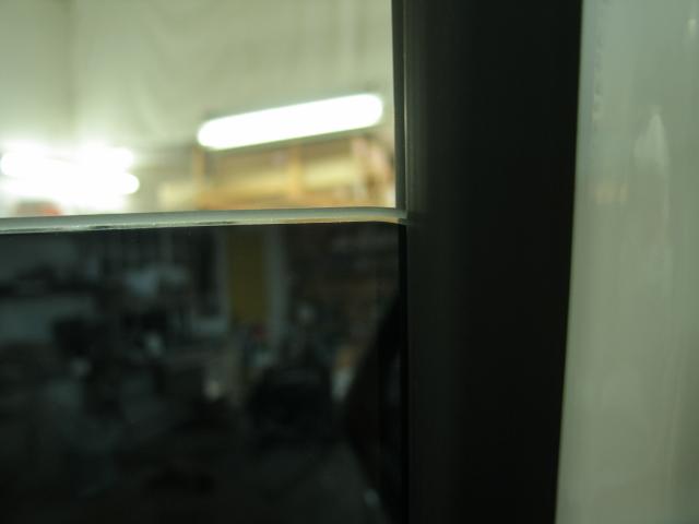 ミライース後部ドア