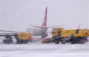 DEMON PRESENT heavy snowfall for y-ou