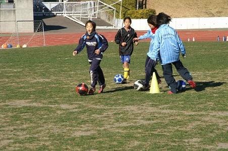 110110女子サッカー教室 033