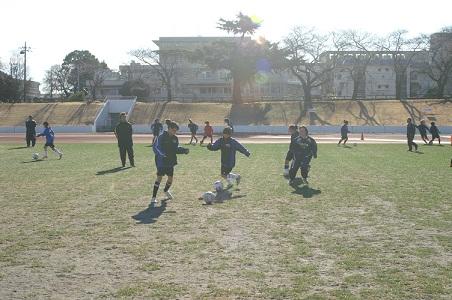 110110女子サッカー教室 035