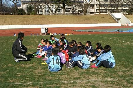 110110女子サッカー教室 043