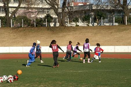110110女子サッカー教室 053