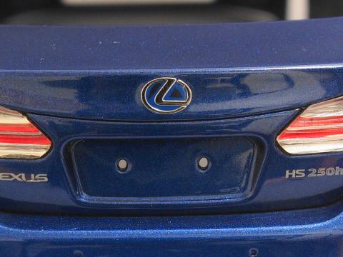 HS250h_レクサスエンブレム
