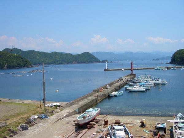 島勝浦漁港