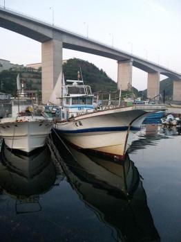 亀浦漁港・・・辰丸さん