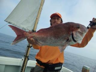 72cm大鯛!