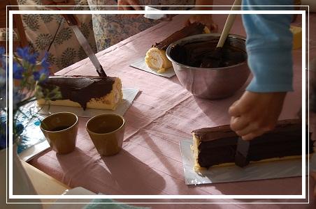お菓子教室 2010 11 30途中