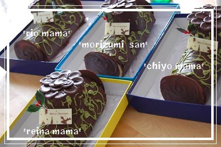 お菓子教室 2010 11 30完成品