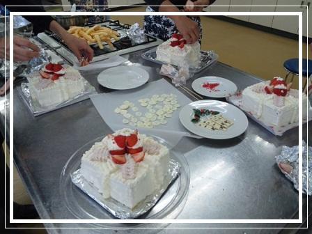 お菓子教室 2010 12 ②