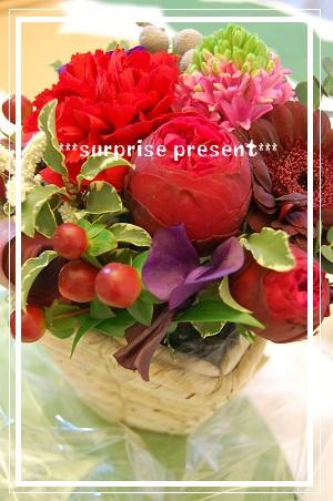 2010 12月自宅レッスン プレゼント
