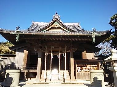 2013-11-14 森戸神社