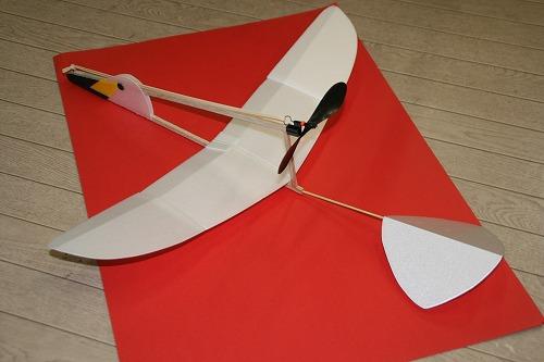 オオハクチョウ型飛行器110216p2