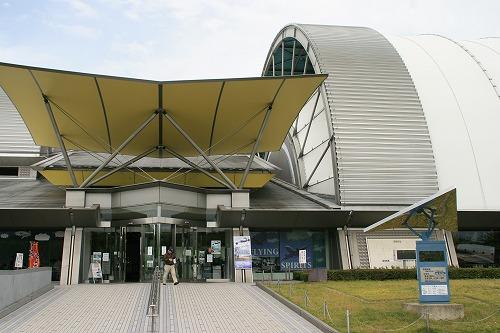 航空記念館110501
