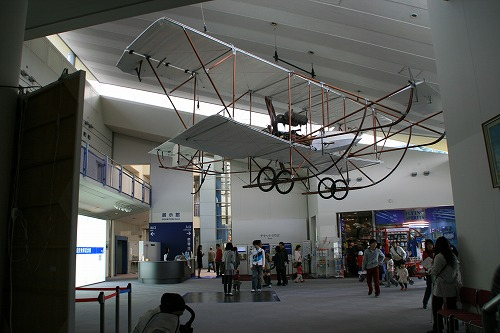 所沢航空記念館110501