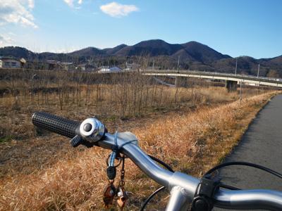 稲荷橋と吾妻山