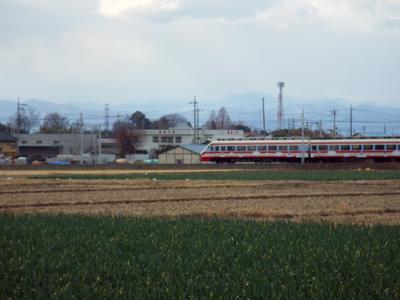東武線急行