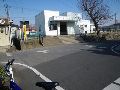 JR小俣駅