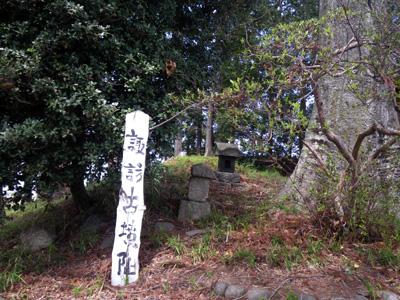 諏訪神社古墳