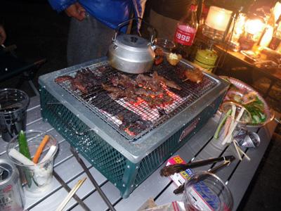 蝦夷鹿焼肉