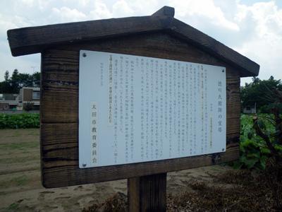 伝・新田義重の墓