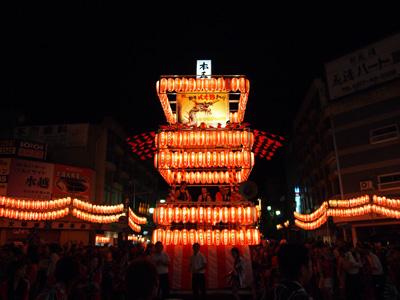 桐生八木節祭り