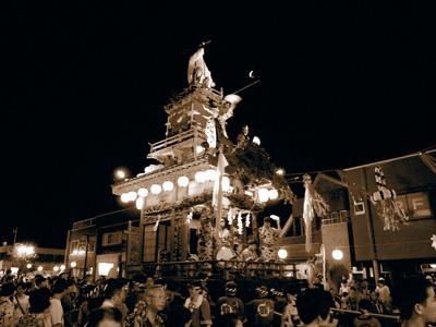 桐生祭り3