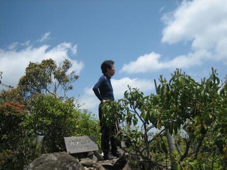 カラ迫山 121 - コピー