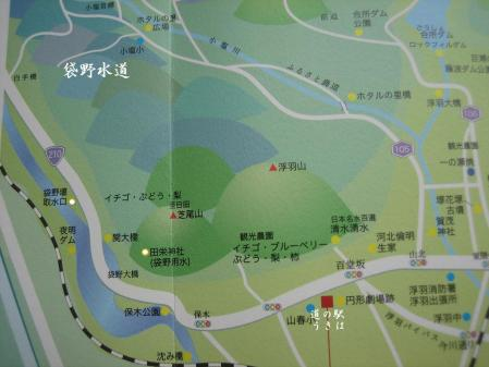 うきは市地図 001