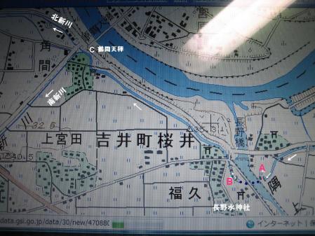 地図 大石、袋野 008 - コピー