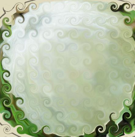 葉の梅の水玉と柳川 083
