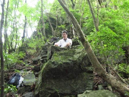 山伏 多良岳 114 - コピー