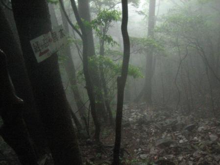 山伏 多良岳 160