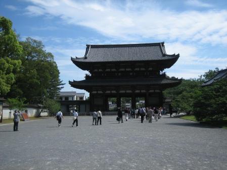 守山と京都 122
