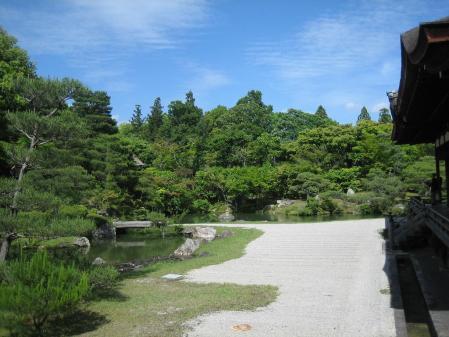 守山と京都 148