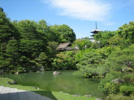 守山と京都 139