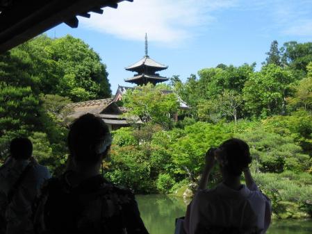 守山と京都 142