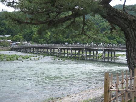 守山と京都 116