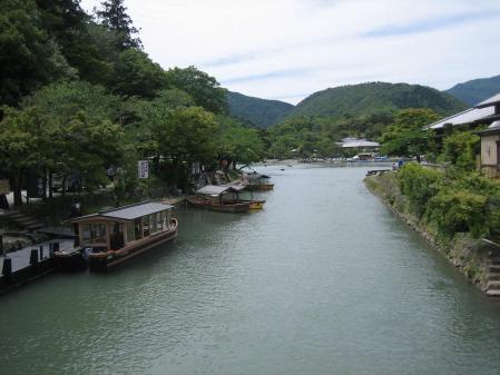 守山と京都 102