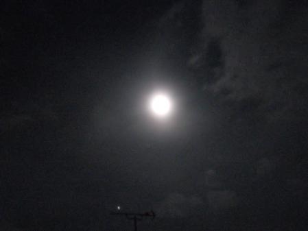 お月さん 2 007