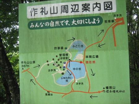 作礼山の花 017 - コピー