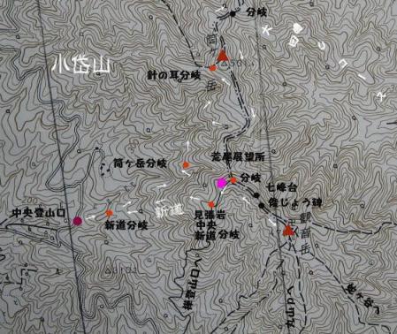 地図 小岱山 001 - コピー