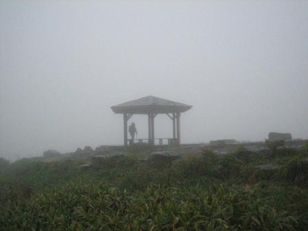 雨の九重連山 023 - コピー